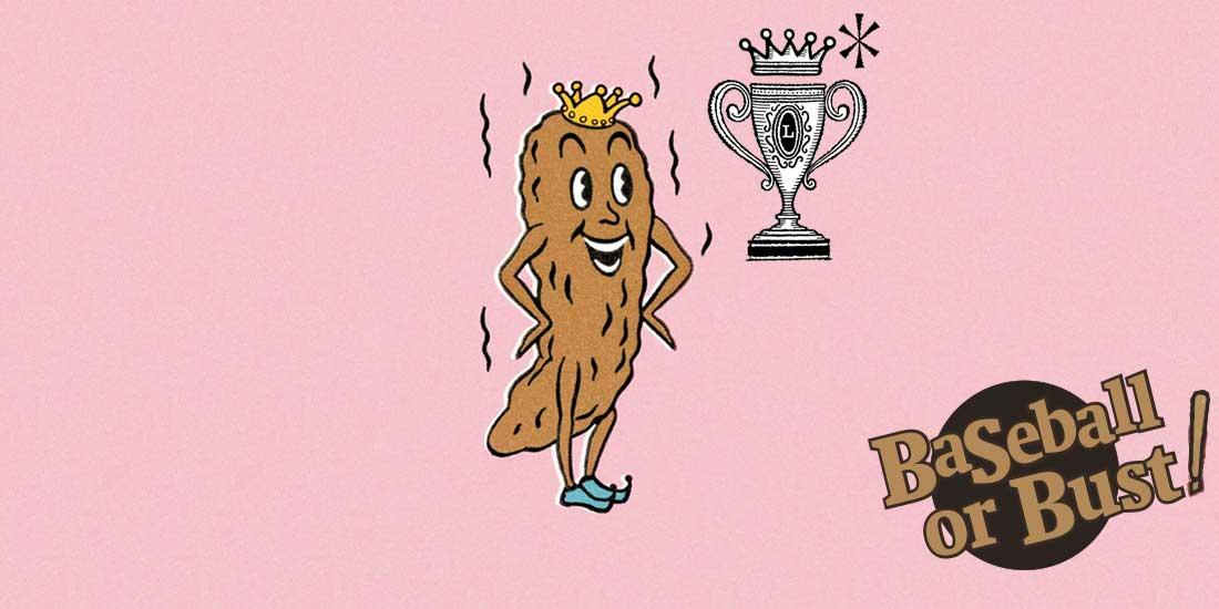 Steamy Wins Participation Award