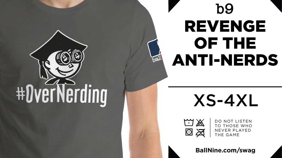 Overnerding T-shirt