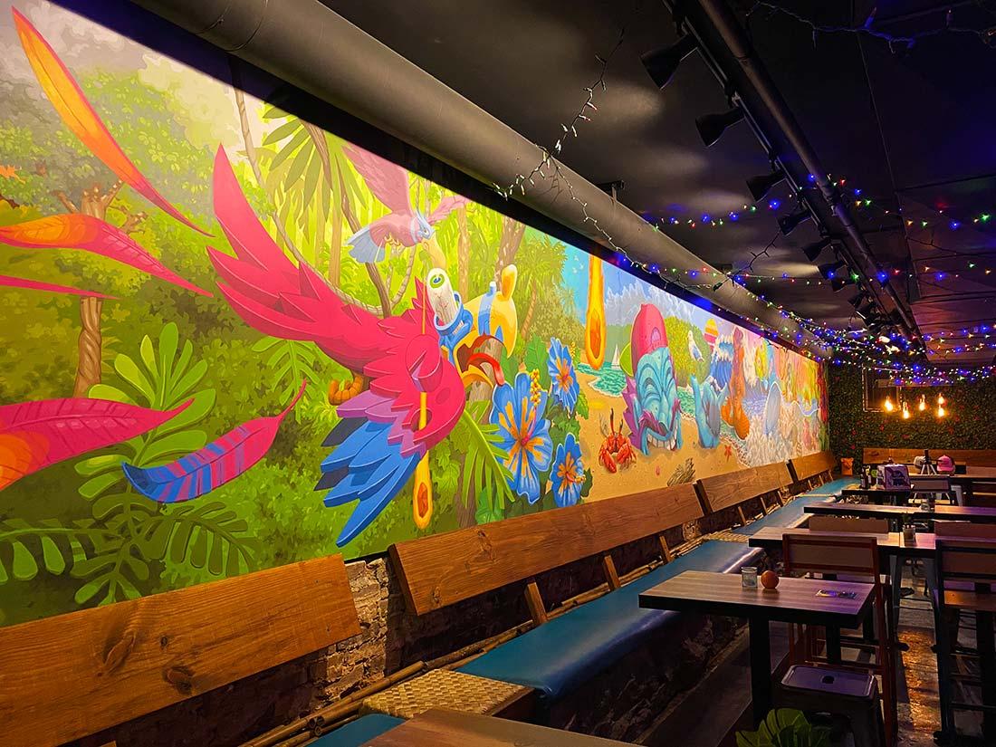 Local Art Mural