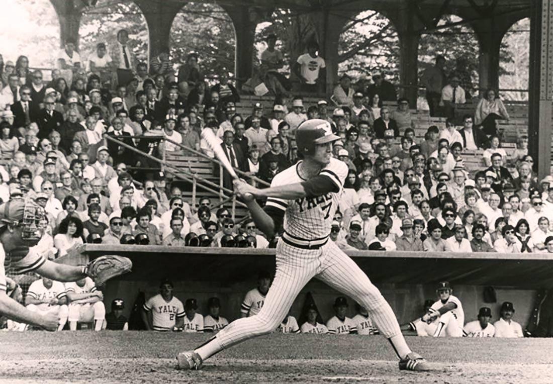 Ron Darling At Bat
