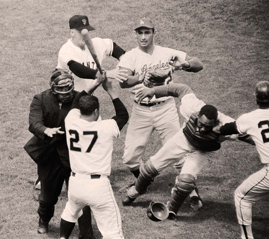 Juan Marichal and the rest